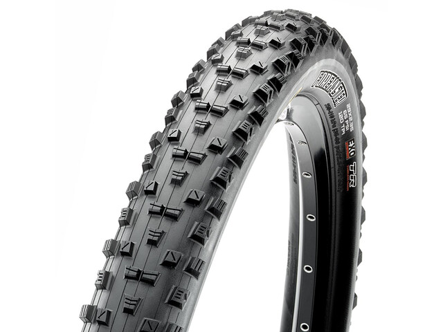 """Maxxis Forekaster Clincher Tyre 27.5x2.35"""" MPC, black"""